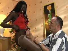 Black Pantyhose Slut