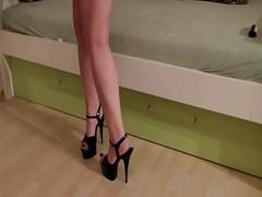 High Heels Have an intercourse