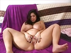 Sexy BBW with huge KNOCKERS!!!