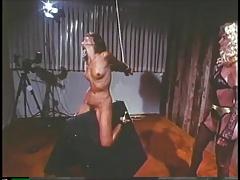 Sadomasochismus, Weibliche domination, Lesbisch, Hintern versohlen, Vintage