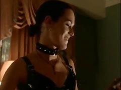 Lena Headey as dominatrix