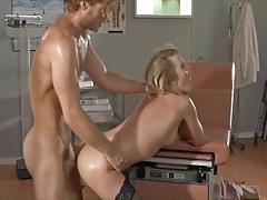 Blondine, Titten
