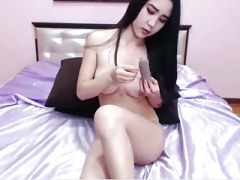 Charming Korean Camgirl