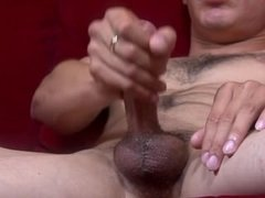 ActiveDuty Young Recruit Jerks Off