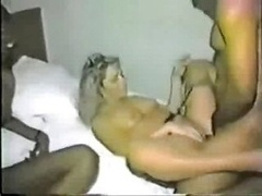 British Babe Interracial Gang Bang Fragment 5