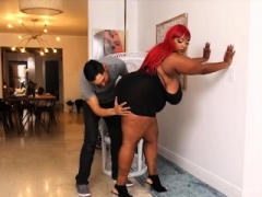 Sexy Exotic Ebony Adult bbw Dippd N Redd & Juan Largo