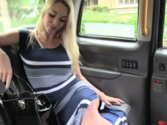 Fake Taxi Brand-new driver gives local hot blonde good rectal sex