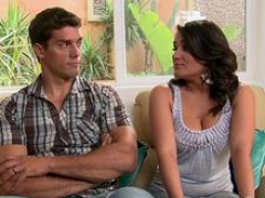 Brazzers - Truly Wife Stories - Threesome Therapy scene starring Charley Chase Raylene and besides Ramon
