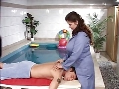 Oily massage sex, happy ending massages, Nuru massage