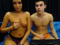 Amateur, Branlette thaïlandaise, Adolescente, Webcam