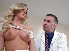 Brazzers - Doctor Adventures - A Dose Of Dick For Co-Ed Blue