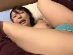 Boobalicious hot milf Rei Himekawa in hardcore