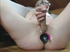 Squirting Eager mom