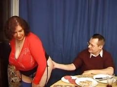 Belle grosse femme bgf, Français, Mamie