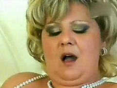 German Big beautiful women Obese Granny
