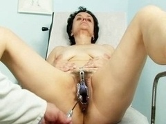 Granny at the doctors