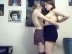 5 Teens Stripping naked