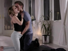Flexible Lilly Ford has an intercourse a huge hard cock