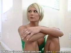 Bigtitted Housewife Pays Her Dues To...