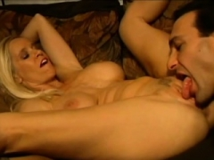 Boobalicious mom gets her sweet butt fucked hard