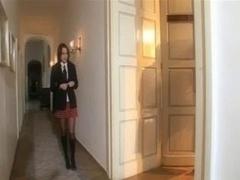 Lustful Schoolgirl Punish...