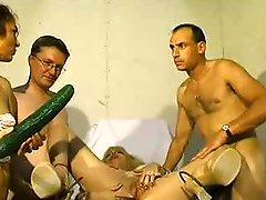 French Fisting sex - Kinky Hospital