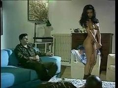 Hot French Pornstar Julia Chanel Bangs An Army Dude