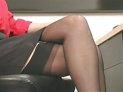 Old In Pantyhose