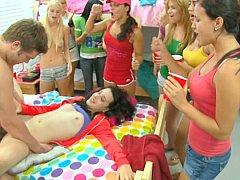 Блондинки, Минет, Одноклассница, Колледж, Смазливые, Общежитие, Вечеринка, Студентка