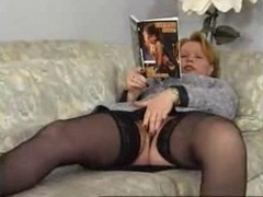 Pervert Family With Big-breasted Redhead Mature Kira Red