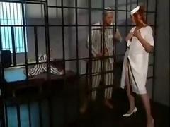 Redhead Jail House Nurse Sm65