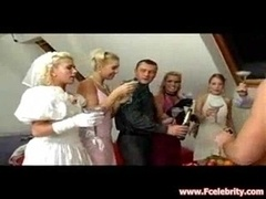 Wedding Party Fully hardcore Sex