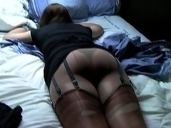 elisabeth tall transexual on bed
