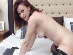 Hot Inexperienced Babe Single Pussy Solo play