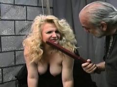 Avid bondage with a pair of beautiful sweeties