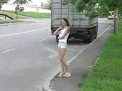 Prostituta, Ruso