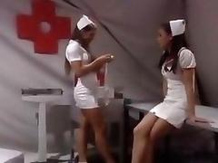 Hot Nurse Gets Fucked!