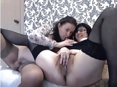 A duo Russian 48yo whores on webcam sc.3