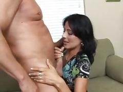 Hot Brunette Cougar Zoey Holloway Fucks Hard