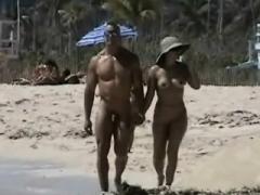Пляж, На природе, На публике, Подглядывание
