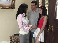 18 años, Mamada, Universidad, Hija, Hembra, Novia, Maduro, Madres para coger