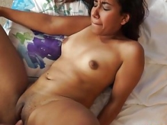 Attractive stepdaughter Luzbel Is Soaked