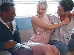 Анальный секс, Британки, Двойное проникновение, Межрасовый секс, Развязные