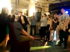 British stripper at 18th bday soiree