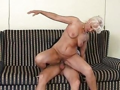 Granny gets have an intercourse