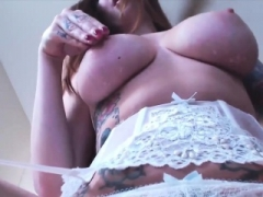 Sexy french mom i`d like to fuck webcam masturbation and cum in mouth