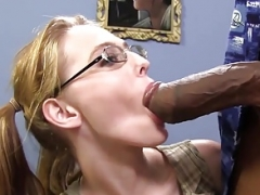 Charlee Chase Tries BBC With daughter Samantha Faye