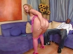 Horny BigButt BBC Eager mom Dana Devine