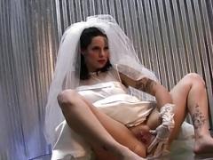 Chick Wedding Dress Digital still Shoot