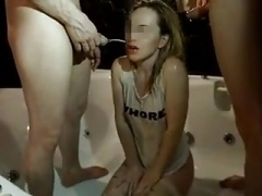 Non-professional russian sexwife